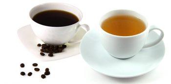 Không uống trà, cà phê và các thức uống có màu khác sau khi tẩy trắng