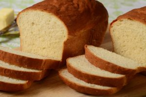You should eat white bread after teeth whitening