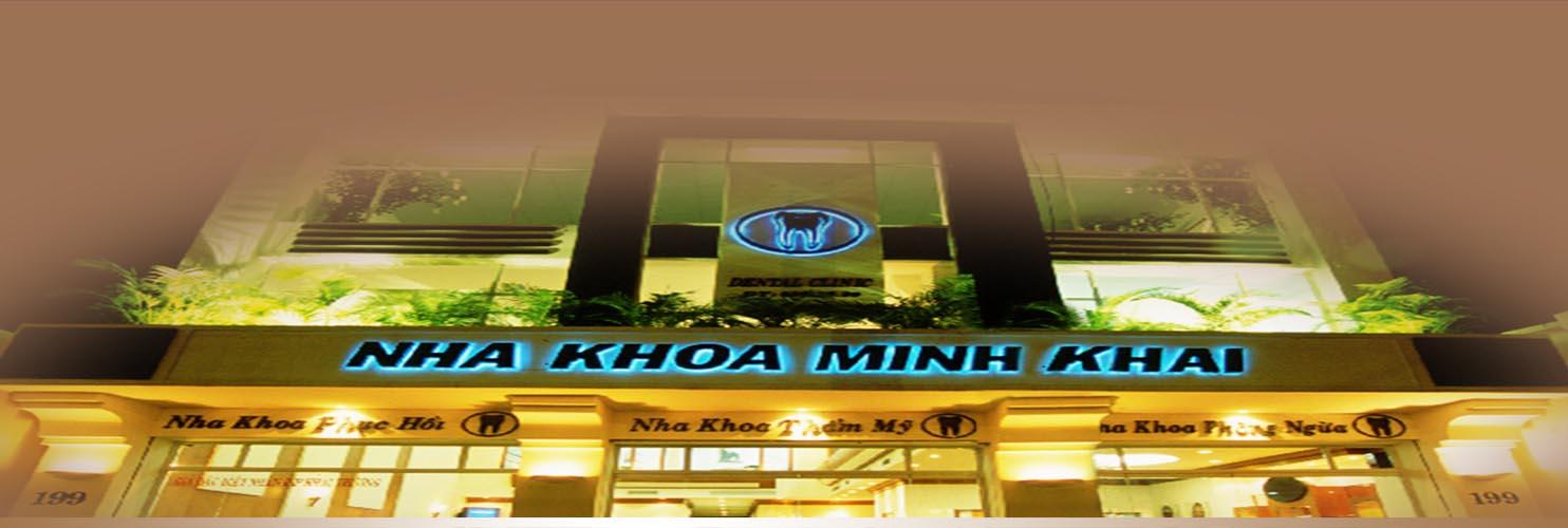 Nha Khoa Minh Khai