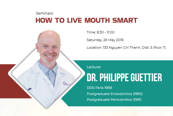 Seminas: How to live mouth smart